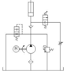 lift circuit diagram lift image wiring diagram fenner hydraulic pump wiring diagram wirdig on lift circuit diagram