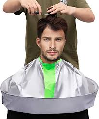 <b>Hair Cutting</b> Capes for <b>Adult</b>/Kids Umbrella Design <b>Barber</b> Salon ...