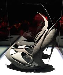 zaha hadid interview discussing her shoes for united nude ...