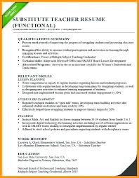 Example Resume For Teachers Fascinating Teaching Jobs Resume Sample Teacher Resume Sample Complete Guide