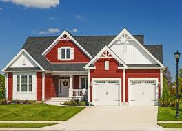 Red houses with white trim Simple Lighthouse Red House Radiostjepkovicinfo Exterior House Colors 12 To Help Sell Your House Bob Vila