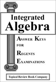 This means you are provided a question prompt and an empty if you're struggling with those questions, the algebra 1 regents reference sheet might not do you much good. Math Page 1 Topical Review Book Company