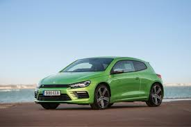 VW Scirocco R 2.0 TSI Review 2015