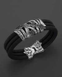 homey idea scott kay bracelets ebay qvc mens leather beaded bangle for women men