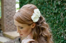 Flower Hair Style wedding hairstyle with flower newest wodip 3917 by wearticles.com