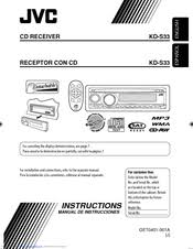 jvc kd s33 manuals jvc kd s33 instructions manual