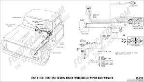 1965 ford f100 alternator wiring diagram mihella me 1965 ford f100 wiring diagram ford truck technical drawings and schematics section h wiring within 1965 f100 alternator diagram