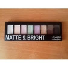 <b>Тени для век Lavelle</b> Matte&Bright   Отзывы покупателей