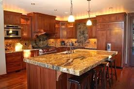 cherry cabinets with granite countertops cherry kitchen cabinets