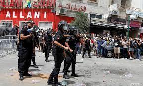 تونس.. احتجاجات في عدة مدن تطالب بإسقاط الحكومة وحل البرلمان