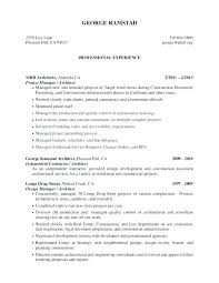 Contractor Job Description – Resume Tutorial
