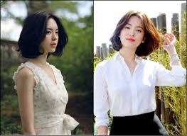 Asian Woman Short Hair Style asian short bob hairstyles & streetstyle looks hairstyles 2017 2828 by wearticles.com