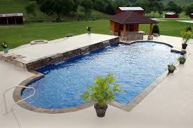 backyard salt water pool. Simple Water How A Saltwater Pool Works To Backyard Salt Water R