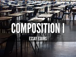 composition i essay exams by tom latuszek composition i
