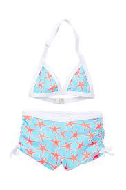 Snapper Rock Size Chart Snapper Rock Starfish Watershort Bikini Toddler Little Girls Big Girls Nordstrom Rack