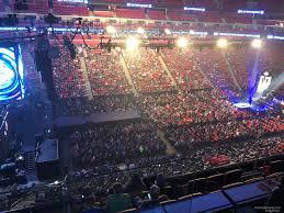 Little Caesars Arena Seating Chart Cirque Du Soleil Little Caesars Arena Mezzanine 31 Concert Seating