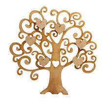 famiy tree wooden family tree amazon co uk