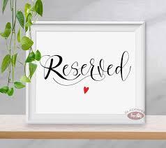 #reservedwedding hashtag on Twitter