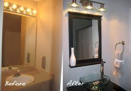 Before And After DIY Bathroom Renovation Ideas - Bathroom remodel pics
