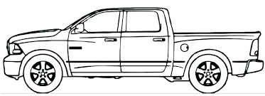 pickup truck coloring pages mustang ford dodge ram color pickup truck coloring pages mustang ford dodge ram color