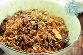 Asian brown rice recipes