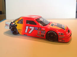 Fred Cady Design Monogram Days Of Thunder Kit With Fred Cady Decals Nascar