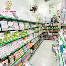 Sóc Baby Store - Đồ Sơ Sinh Cho Bé - Home