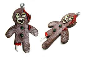 Cool Stuff: Gingerbread Zombie Christmas Ornament
