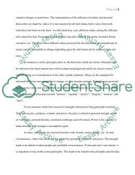 Leadership Essay Example Adorable Stephen R Covey PrincipleCentered Leadership Research Paper