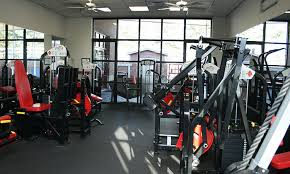 c johnson fitness center