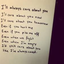 I Care About You Quotes Interesting I Always Will Care About You Babe You Are My Everything In This