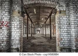 Abandoned Warehouse - csp14580884