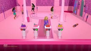 barbie dreamhouse party official game make up room barbie games you