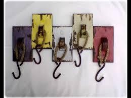 Decorative Wall Hooks - Unique Decorative Key Wall Hooks