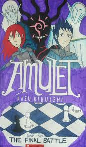 amulet book 6 cover colored by cake5313