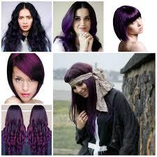 Hairstyle Color Gallery dark puple hair color 2016 purple hair pinterest hair color 8796 by stevesalt.us