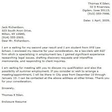 Attorney Cover Letter Examples Cover Letter Now