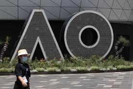 Australian open melbourne lockdown crowds enters barring. Play Halted At Australian Open As Fans Leave For Lockdown