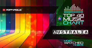 Top 40 Music Charts From Australia Popnable