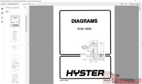 hyster forklift wiring diagram e60 Wiring Diagram For Hyster 50 Forklift Hyster Forklift Repair Parts