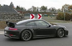 porsche 911 gt3 black. 2017 porsche 911 gt3 facelift 9912 gt3 black