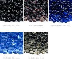 fireplace glass beads gas fire aqua blue er semi reflective 7 electric fireplace with glass beads