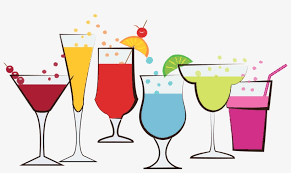 Remember The Cocktail Hour From The Ghost Of Wedding - Alcoholic Beverages Clipart PNG Image | Transparent PNG Free Download on SeekPNG