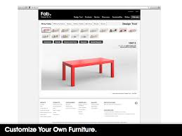 line Furniture Design Tool psicmuse