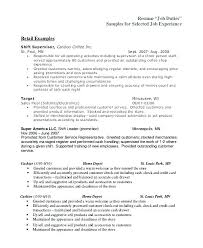 Customer Service Representative Responsibilities Resume. Customer ...