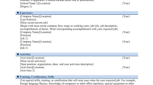 Resume How To Build The Best Resume Wonderful Resume Services