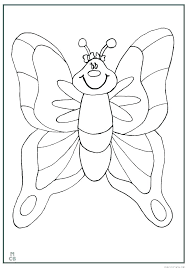 Free Printable Colouring Pages For Toddlers Spring Coloring Pages