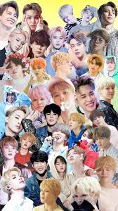 BTS Collage Wallpapers - Wallpaper Cave