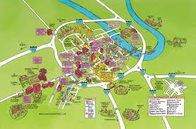 nashville tn tourist map  nashville tn • mappery