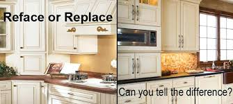how to reface kitchen cabinets reface or replace kitchen cabinets est way to reface kitchen cabinets